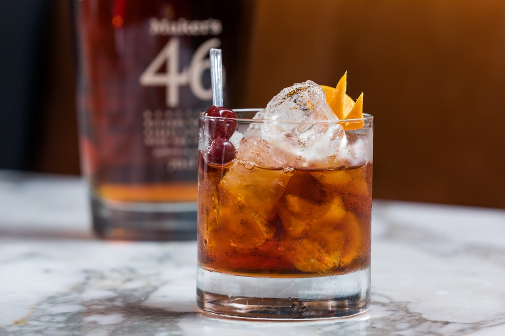 Cocktails in the CIty, Edinburgh