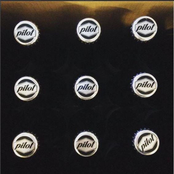Pilot beer pic